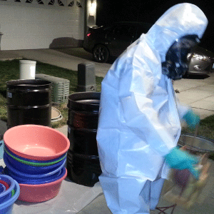 meth contamination testing australia