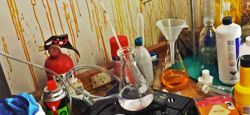 Meth Lab Cleaners Melbourne