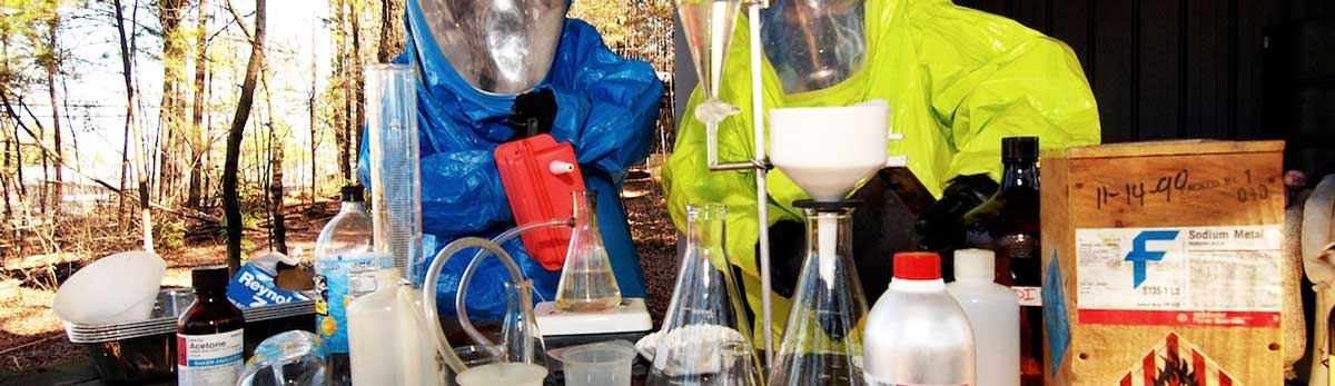 Meth Lab Cleaning & Testing Services