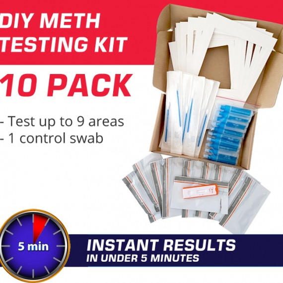 Meth Test 10 pack